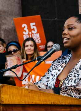 Patrisse Cullors води нови MFA At Prescott College
